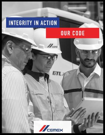 Etický kodex společnosti CEMEX