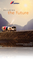 2007 Sustainable Development Report
